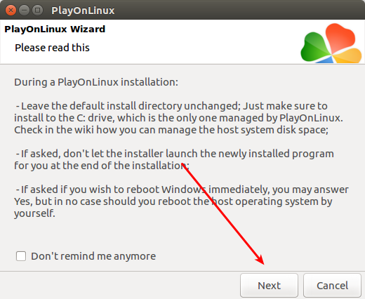 PlayOnLinux advego plagiatus 3